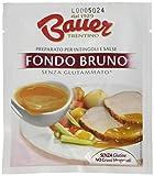 Bauer Preparato istantaneo per intingoli e salse Fondo Bruno 70 gr Busta