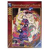 Ravensburger Italy Puzzle 1000 Pezzi Klimt: La Vergine,, 4005556155873