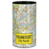 Extragifts City Puzzle Frankfurt am Main