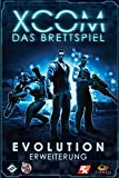 Fantasy Flight Games FFGD0110 XCOM-Evolution Erweiterung