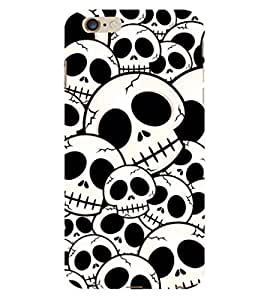 ifasho Designer Phone Back Case Cover Apple iPhone 6 Plus :: Apple iPhone 6+ ( Old School Maps Travel Diary )