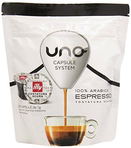 16-cialde-uno-capsule-system-illy-espresso-scura-arabica-originali