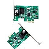 Wokee PCI-E Express 1000 MB Gigabit LAN Netzwerkkarte LW Netzwerk-Controller Desktop PCI Ethernet LAN Controller PCI Netzwerk Karte