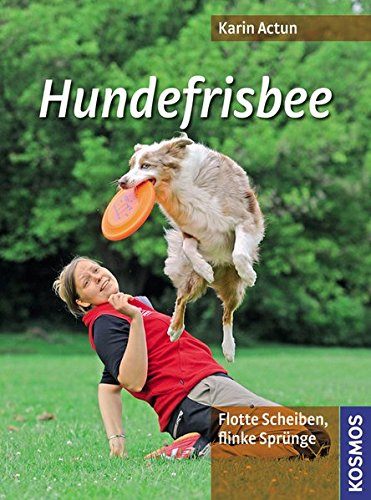 Hundefrisbee: Flinke Scheiben, flotte Sprünge
