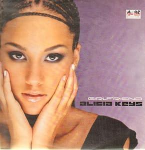 Alicia Keys - Girlfriend [Single]