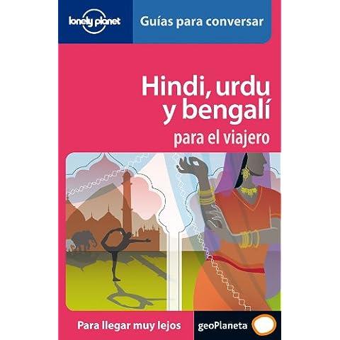 Lonely Planet Hindu, Urdu y Bengali Para El Viajeros
