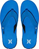 Hurley Flip Flops - Hurley Fusion Flip Flops - Light Photo Blue