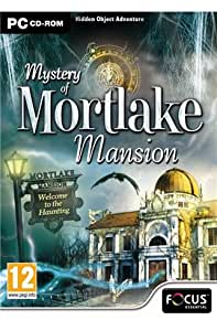 Mystery of Mortlake Mansion (PC CD)