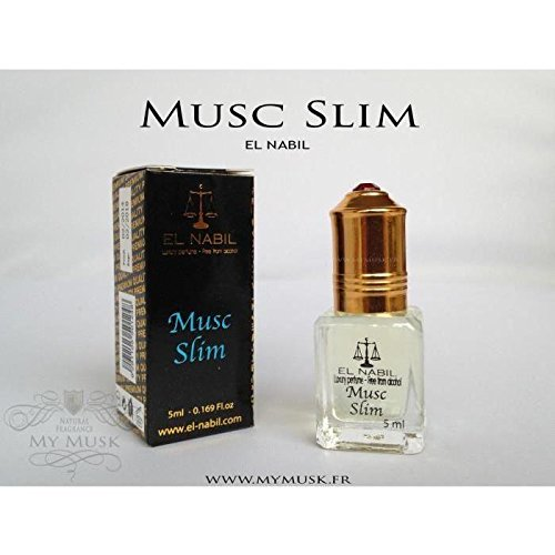 EL NABIL - MUSC SLIM 5ml - LOT DE 6