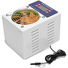 Tutoy 100W Tanque De Pescado del Camarón Acuario Mini Enfriador De Agua Refrigeración del Ventilador Máquina