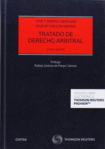 Tratado De Derecho Arbitral
