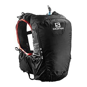 Salomon, Leichter Rucksack (One-Size-Fits-All-Einheitsgröße) für Bergläufe, Hiking oder Radfahren, Skin PRO