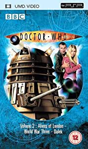 Dr Who - Series 1 Vol 2 [UMD Mini for PSP] [2005]