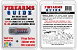 Firearms Guide 8th Edition USB Flash & Online Combo - Largest gun book in the world
