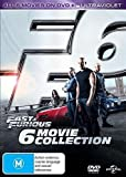 Fast and Furious Collection 1-6 (Fast and Furious/2 Fast 2 Furious/Tokyo Drift/Fast and Furious 4/Fast and Furious 5/Fast and Furious 6) (DVD)