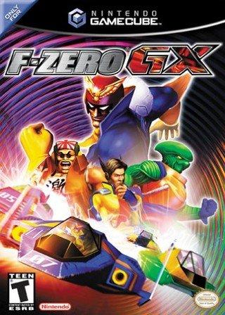 F-Zero GX von Nintendo Englische Version! (GameCube)