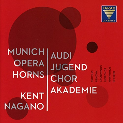 Works for Chorus & Horns by Audi Jugendchorakademie