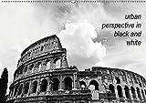 urban perspective in black and white (Wandkalender 2019 DIN A2 quer): Stadt- und Landschaftsaufnahmen in schwarz-weiß (Monatskalender, 14 Seiten ) (CALVENDO Orte)