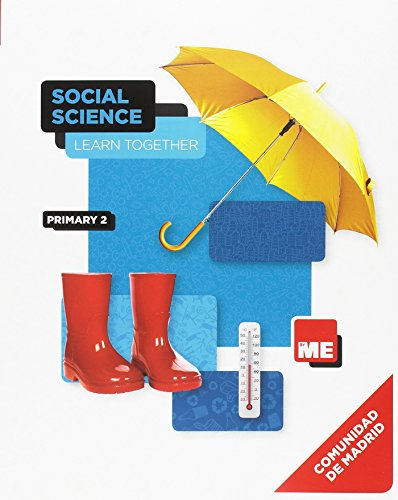 Social Science 2 Madrid Student Bk Learn Together (CC. Sociales Nivel 2)