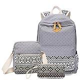 Abshoo Mädchen Schulrucksack Set Schultasche Für Mädchen