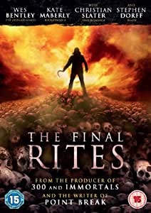 The Final Rites [DVD]