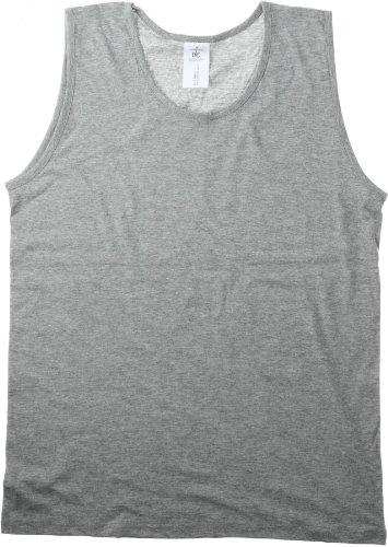 B&C - Tanktop 'Athletic Move' Sports Grey
