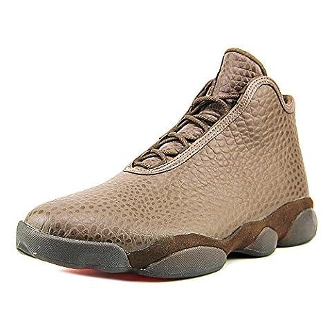 Nike Men's Jordan Horizon Premium Basketball Shoes, Brown, 12 UK