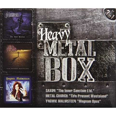 Heavy Metal (Heavy Metal Box)