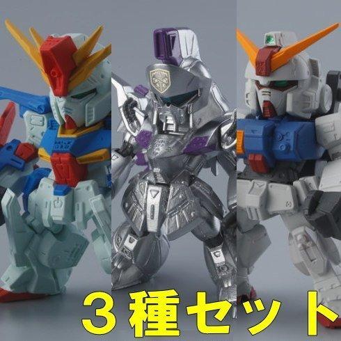 fw-gundam-converge-12-gundam-converge-figure-robot-candy-bandai-popular-of-the-three-sets