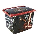 Buro-FR 12801801107 - Caja de efectivo, 20.5 l, diseño Star Wars