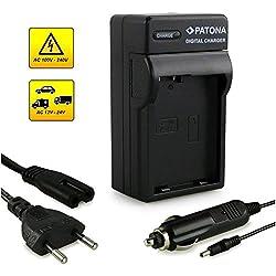 3in1 Chargeur EN-EL14 pour Nikon D3100 | D3200 | D5100 | D5200 | P7000 | P7100 | P7700 et bien plus encore...