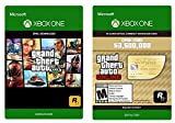 GTA V: Standard Edition + GTA V: Whale Shark Cash Card [Xbox One - Download Code]