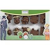 Heilemann - Set de regalo de chocolatinas - Amuletos de la suerte