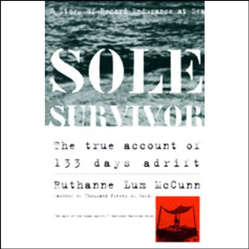 Sole Survivor: The True Account of 133 Days Adrift