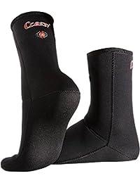 Cressi Erwachsene Tauchsocken Metallite Neoprene 2.5mm - Socke Anti-Rutsch