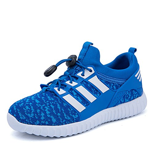 O&N Running Trainers Boys Girls Kids New Sports Inspired Pumps Shoes Low Top Sneakers
