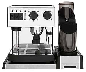 Briel SEG162A Machine à Expresso avec Moulin à Café 40 x 31 x 31 cm