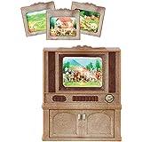 Sylvanian Families - Televisor color luxury (Epoch para Imaginar 4264)
