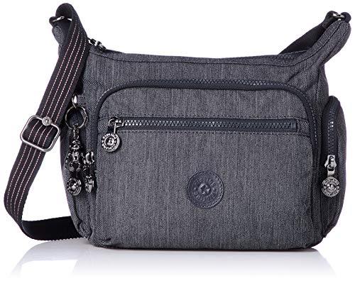 1b321be49 Kipling Gabbie S, Women's Cross-Body Bag, Blue (Active Denim)