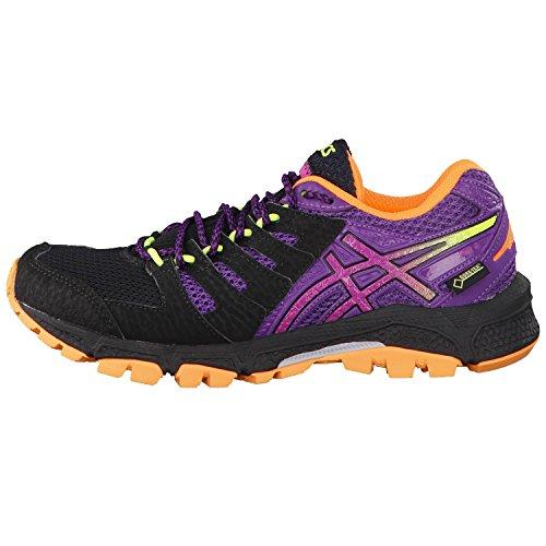 Asics Gel-fujiattack 4 G-tx, Chaussures de Trail Femme Black