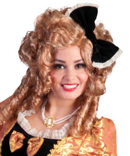Kostüm Madame Krista Damen Größe 36/38 Rokoko Barock Gräfin Kleid gold Adel Karneval Fasching...