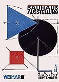 Vintage Bauhaus die 1923Bauhaus Ausstellung von Herbert Bayer 250gsm, glänzend, A3, vervielfältigtes Poster