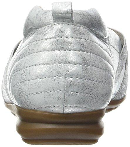 Gabor Comfort, Ballerines Femme Blanc (ice 60)