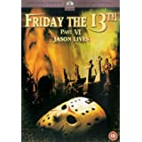 Friday The 13th Part VI Jason Lives [1986] [DVD] by Thom Mathews