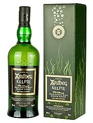 Idea Regalo - Ardbeg Ardbeg Kelpie Islay Scotch di Malto Singolo con Cofanetto Regalo Edizione Limitata - 700 ml