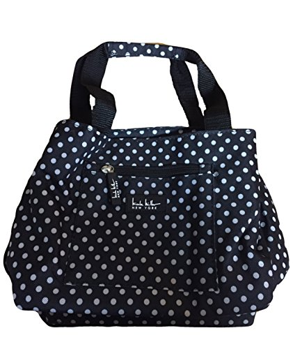 nicole-miller-insulated-11-lunch-tote-black-white-polka-dot-by-nicole-miller