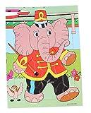 Tom & Jerry Puzzle Elefant 35 Stück