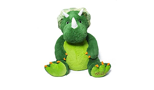 c3d939c3f328 Hamleys 2 Terry Triceratops Large Soft Toy: Amazon.co.uk: Toys & Games