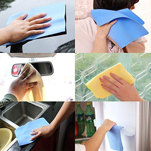 Magic-lavaggio-auto-strofinare-salviette-assorbenti-assorbitore-di-panno-di-pelle-scamosciata-sintetica