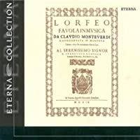 L'Orfeo (arr. H. Striehl): Act II: Ahi, caso acerbo! (Messenger,
